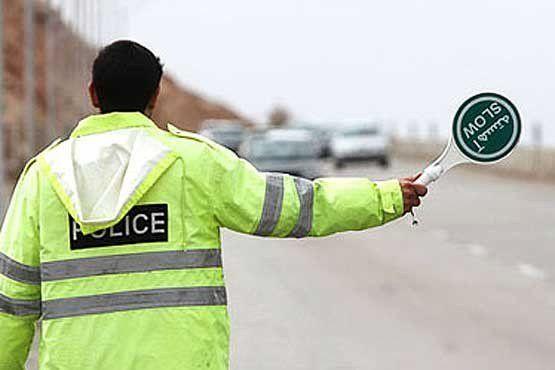 پلیس دوچرخه سوار در قزوین (عکس)