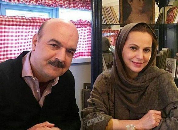 عکس | ایرج طهماسب و دختران جوانش