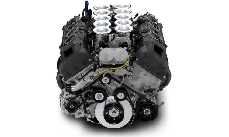 lexux lfa v10 engine
