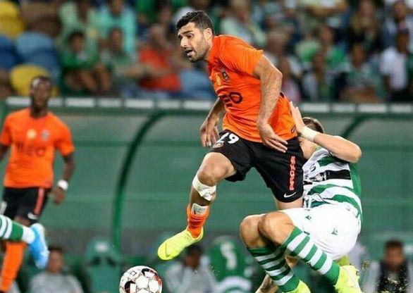 آقای خیریت بهترین بازیکن لیگ پرتغال! (عکس)