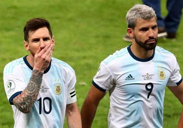 رفیق لئو مسی هم نیامده از بارسلونا درخواست جدایی کرد