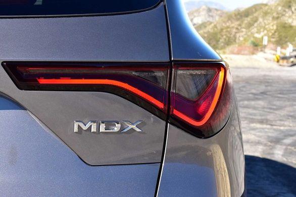 آکورا MDX مدل 2021 رونمایی شد