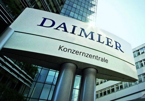 سهامداران دایملر شورش کردند