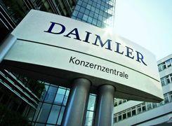 سرانجام دایملر به دلیل تقلب در میزان آلایندگی جریمه شد