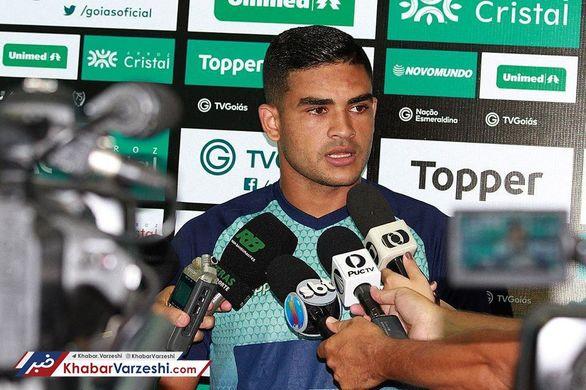 زمان حضور بازیکن برزیلی در تمرین پرسپولیس مشخص شد