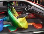 تصاویر | خودروهایی با عجیب ترین طراحی داخلی