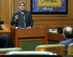 حناچی رسما شهردار تهران شد