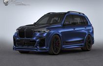سری X خودروهای BMW هیدروژنی میشود؟