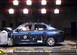ویدئو تست تصادف کامل پژو 301 را ببینید