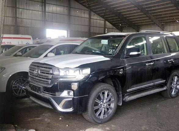 1040 خودروی دپو شده در انتظار رای دادگاه