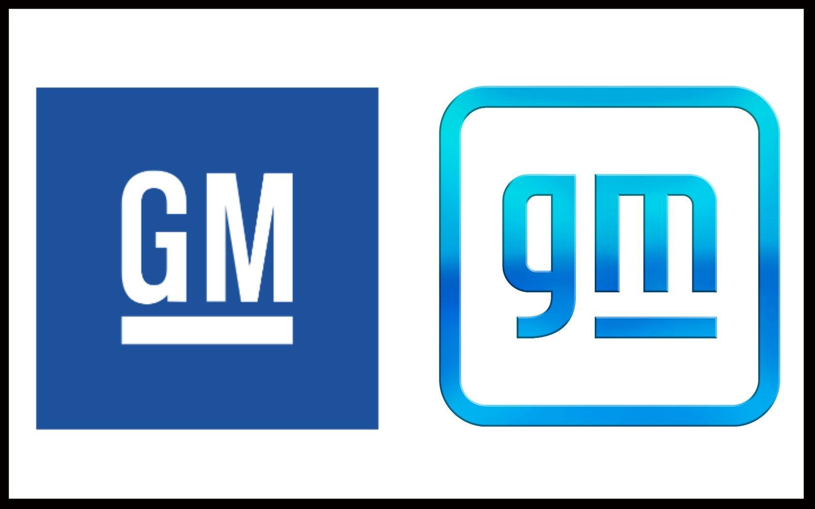 لوگوی جدید شرکت General Motors فاش شد