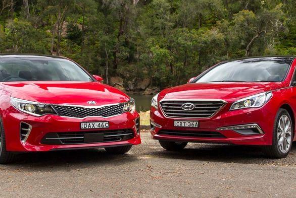 خودروهای کیا بهتر هستند یا هیوندای؟