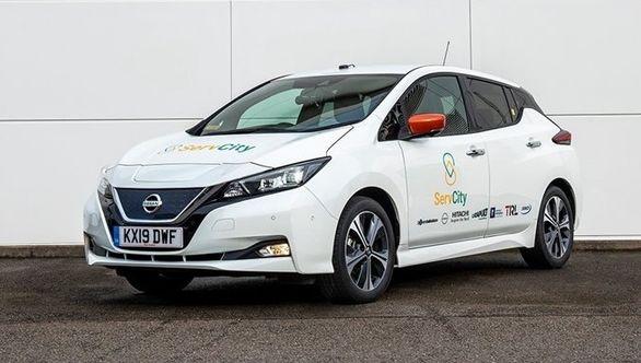 پروژه بزرگ توسعه خودروهای هوشمند با همکاری نیسان
