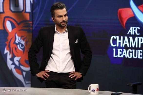 واکنش مجری فوتبال برتر به شب جنجالی فوتبال ایران