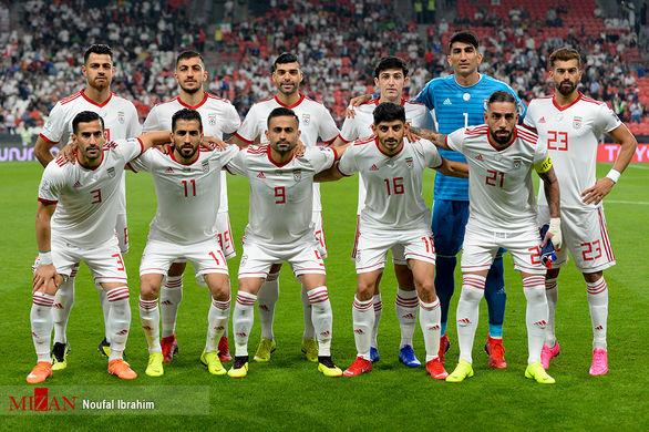سیمرغ بلورین تلخ ترین لحظه فوتبال ایران در سال 97 به این صحنه رسید