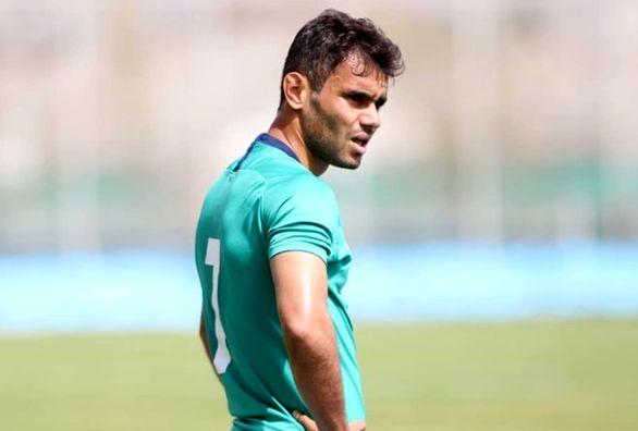 رونمایی از بازیکن جدید استقلال در اردوی دبی + عکس