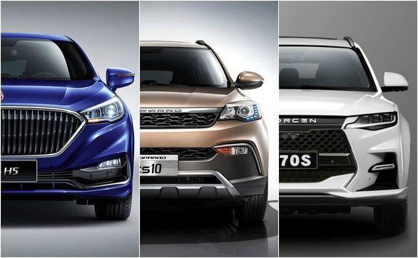 بازگشت دوباره چینی ها به بازار خودروی ایران