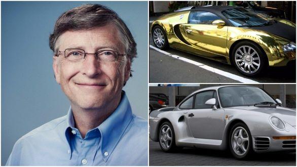 ثروتمندان دنیا چه خودرویی سوار می شوند؟ (تصاویر)