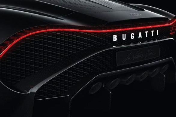 خودروی جدید بوگاتی در خیابان شکار شد + عکس
