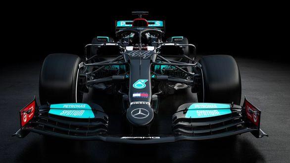 خودروی فصل 2021 تیم فرمول یک مرسدس رونمایی شد
