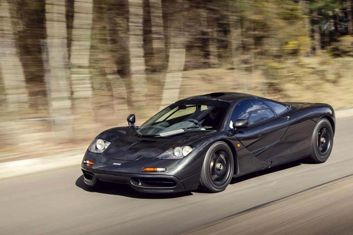 McLaren f1 / مک لارن اف وان