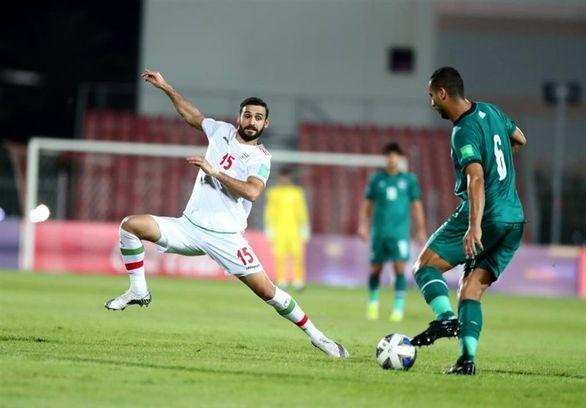 ادعای عجیب رسانه عراقی برای زیر سوال بردن پیروزی تیم ملی ایران