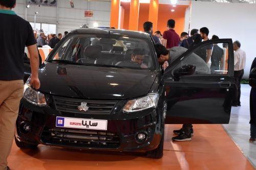 قیمت انواع خودرو ساینا در بازار + جدول