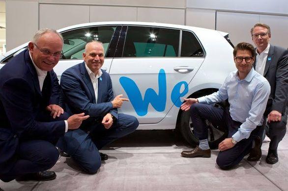 ایده انقلابی فولکس واگن برای توسعه خودروهای برقی مدرن