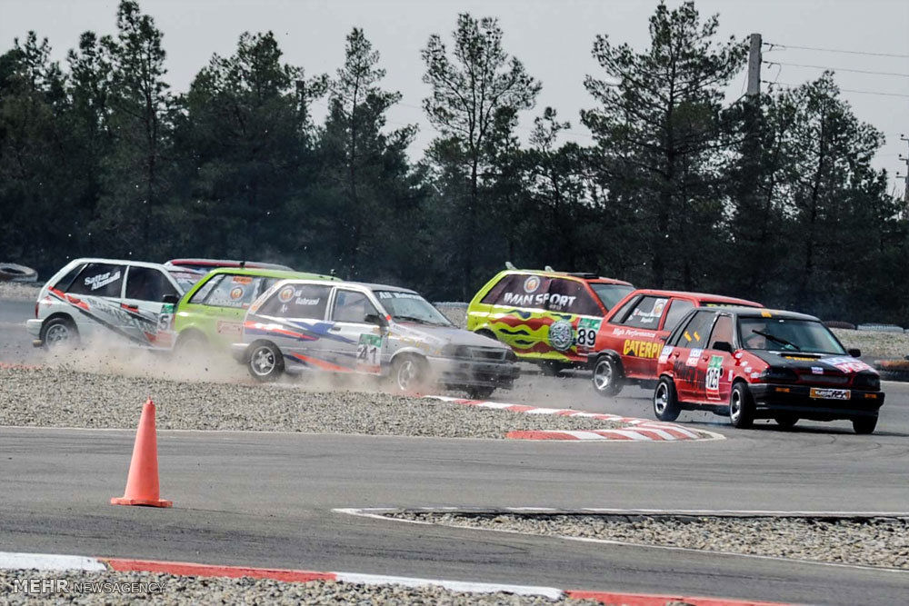 نگاهی به تاریخچه مسابقات اتومبیلرانی در ایران
