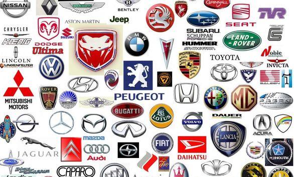 راز و رمز نشان شرکتهای خودروسازی دنیا