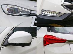 خودرو کراس اوور چینی جدید در راه بازار ایران (عکس)