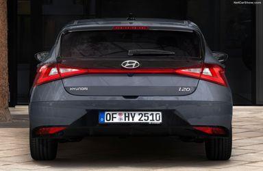 هیوندای i20 مدل 2021