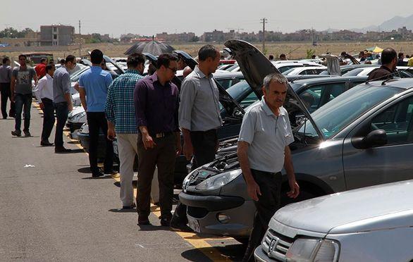 آخرین وضعیت قیمت خودروهای داخلی در آخرین روز کاری هفته