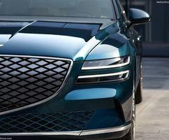 خودرو جنسیس G80 الکتریکی مدل 2022 را ببینید