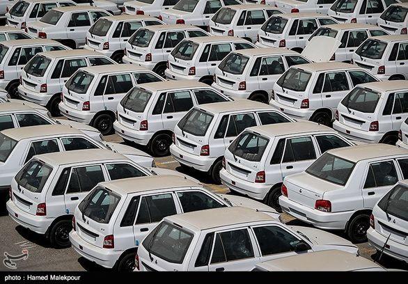 50 هزار دستگاه خودروی دپو شده راهی بازار شد