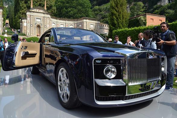 گران ترین خودروهای جهان(اینفوگرافیک)