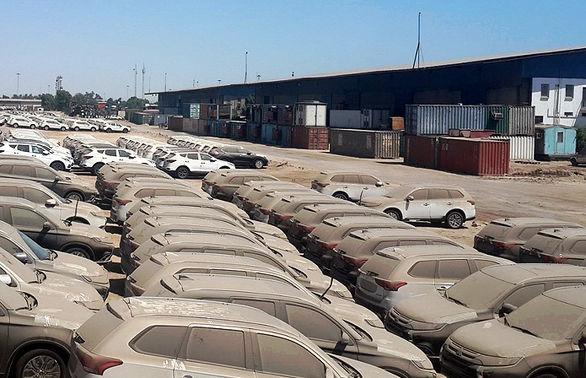 3000 دستگاه خودرو متروکه می شوند