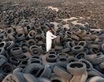 بازیافت گسترده لاستیک های فرسوده در کویت