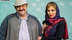 همسر مهران غفوریان مدل تبلیغاتی شد + عکس