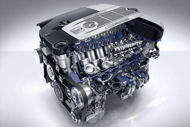 m279 benz engine v12
