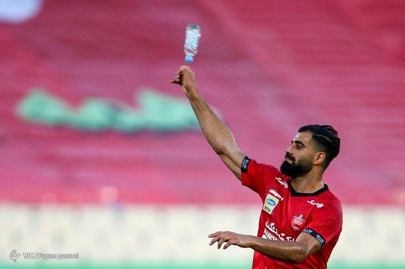 زمان حضور مدافع پرسپولیس در تیم الاهلی قطر مشخص شد