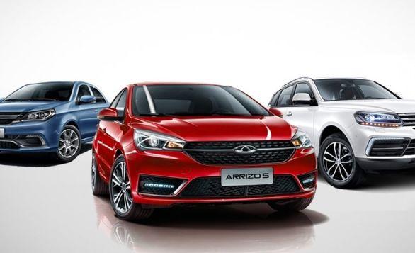 چرا قیمت برخی خودروهای چینی کمتر از کارخانه شد؟