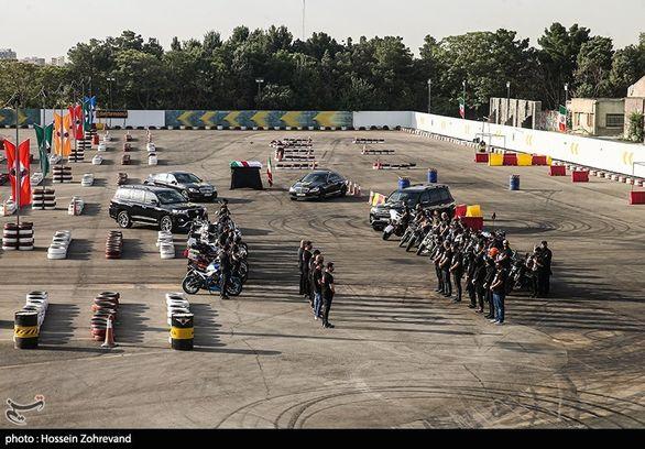 خودروهای خاص در مراسم تشییع پیکر ارشا اقدسی + عکس