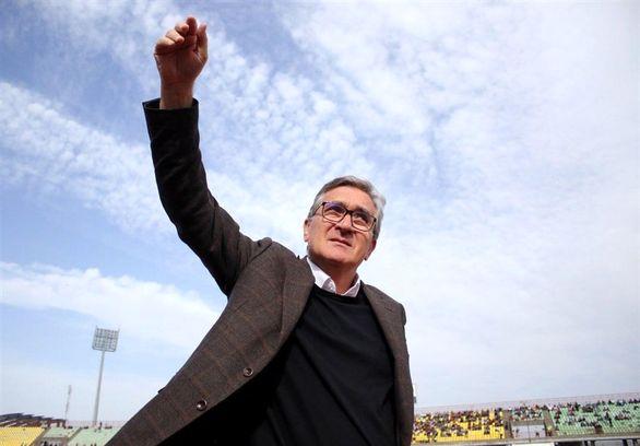 پیشنهاد جدید فدراسیون فوتبال به برانکو