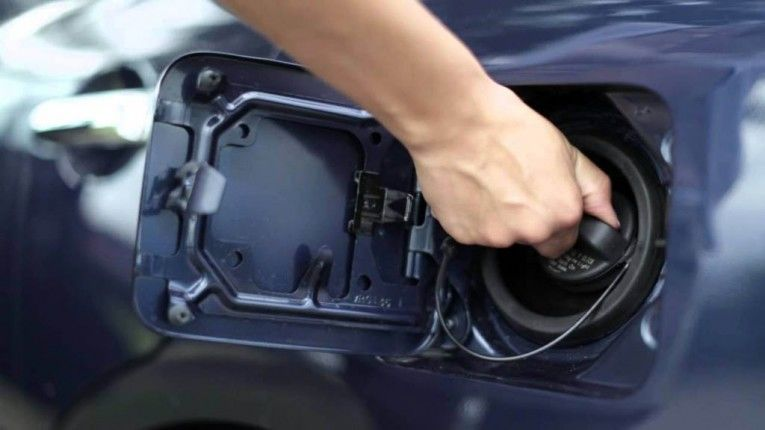 Inspect for Loose Fuel Cap and Tighten