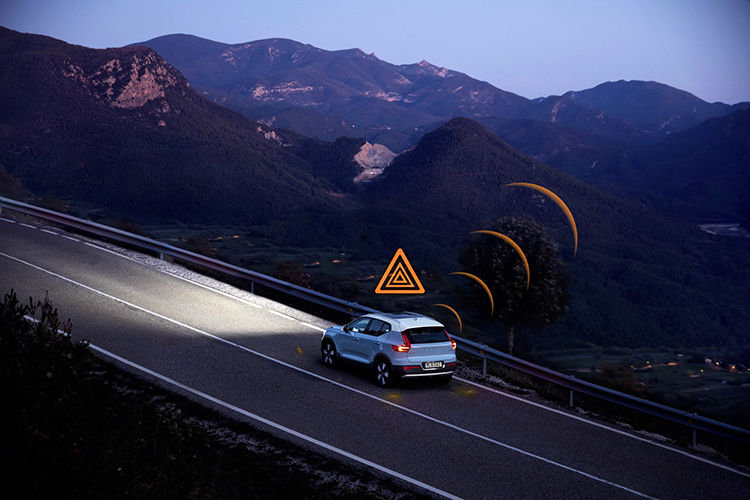 Volvo / سیستم ایمنی ولوو