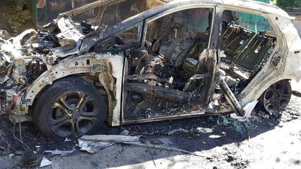 توصیه جنرال موتورز به مالکان خودروهای شورولت بولت درباره آتش سوزی