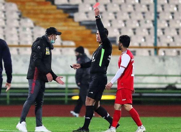 چرا کارت قرمز یحیی گلمحمدی بخشیده نمیشود؟