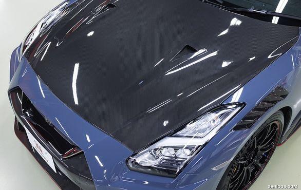 نیسان GT-R نیسمو مدل 2022 رونمایی شد