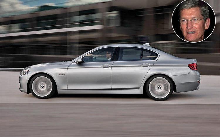 Tim Cook - BMW 5 Series (F10)